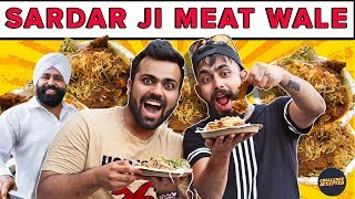 Ultimate Mutton Curry Eating Challenge | Spicy Mutton Curry | Old Delhi | Challenge Accepted