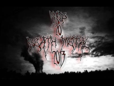 Top 20 Death Metal albums of 2013