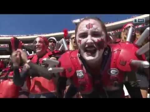 2016 Tennessee vs Georgia (Full Game HD 1080p)