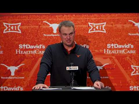Tom Herman press conference [Dec. 20, 2017]