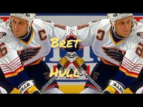 The Golden Bret Hull Bangin Highlights (gun shot effects)