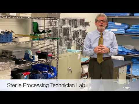 Fortis College Orange Park   Sterile Processing Lab