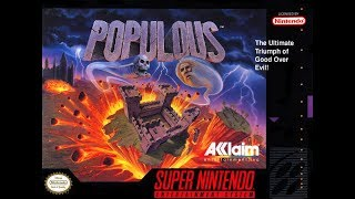 Is Populous [SNES] Worth Playing Today? - SNESdrunk