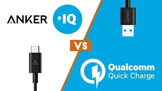 Quick Charge 3.0 vs. PowerIQ 2.0 (charging test)