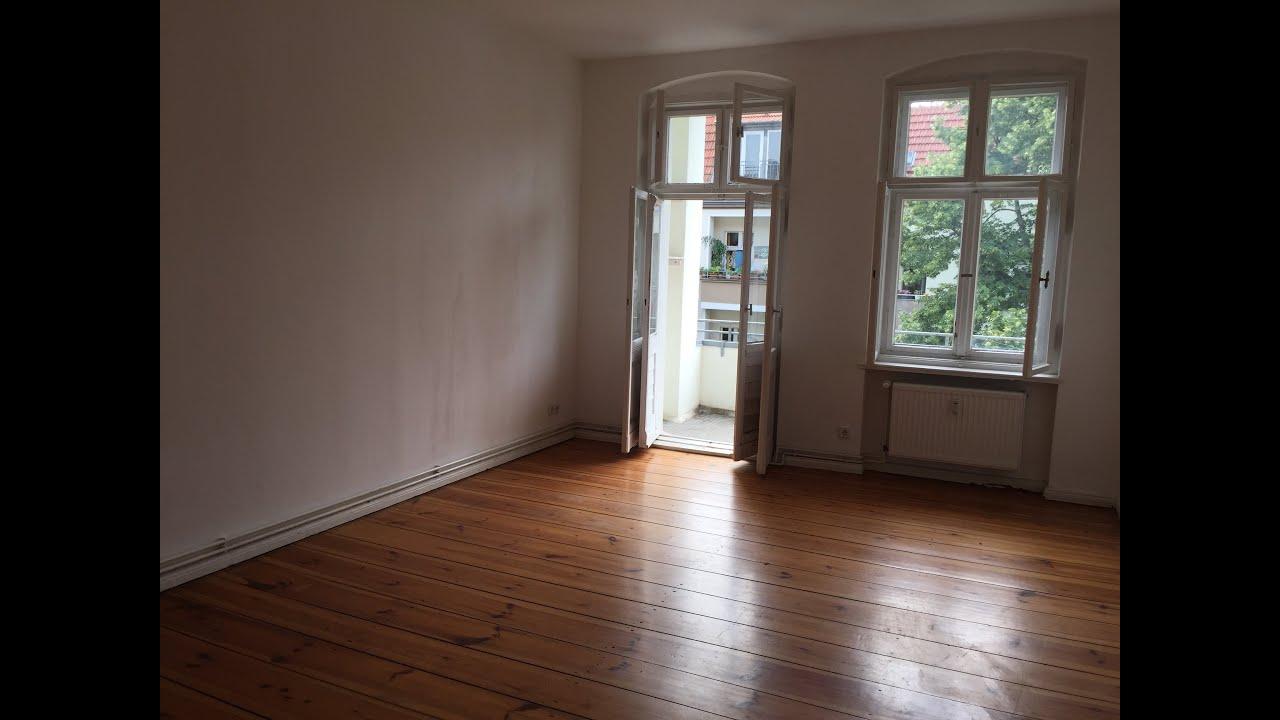 1 Zimmer Wohnung Berlin Neuklln im ruhigen Seitenflgel