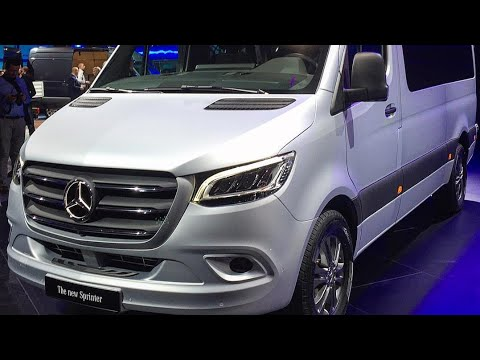 mercedes benz sprinter 2018 exterior interior review youtube. Black Bedroom Furniture Sets. Home Design Ideas