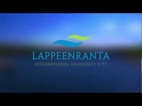 Welcome to Lappeenranta, Finland - International University City