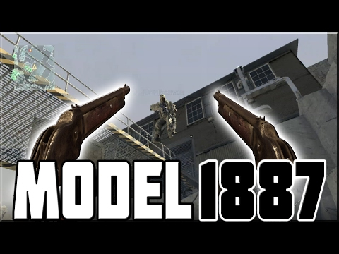 MOST OVERPOWERED WEAPON IN COD HISTORY! MODEL 1887 AKIMBO! - MW2