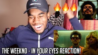 The Weeknd - In Your Eyes (Official Video) REACTION!