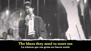 B.J. Thomas - Raindrops Keep falling on my Head (Ingles-Español )