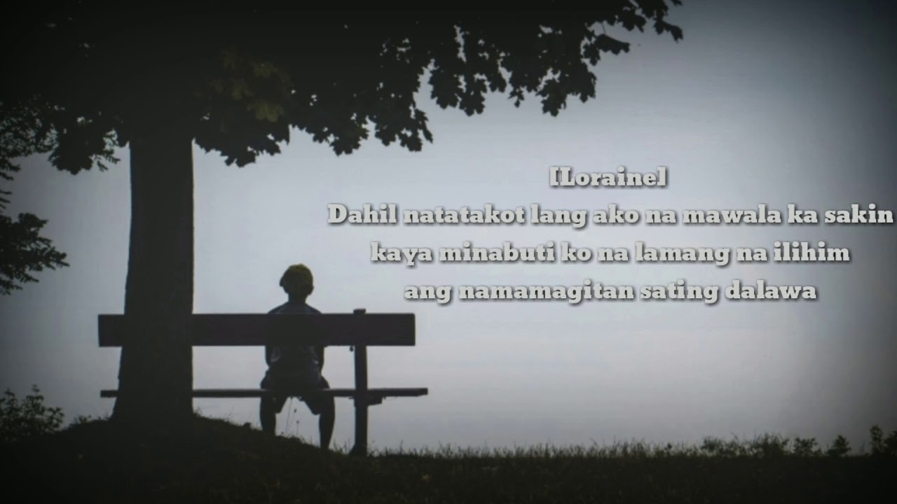 Takot akong mawala ka (Lyrics) - Kej, Loraine, Mhyre