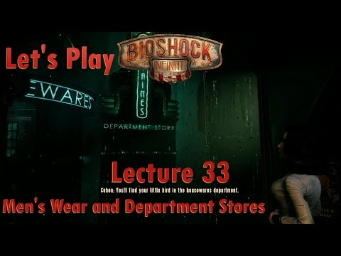 Let's Play BioShock Infinite: Lecture 33