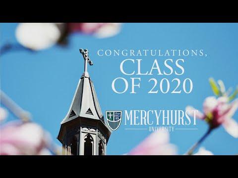 Mercyhurst University - Class of 2020, We Applaud You