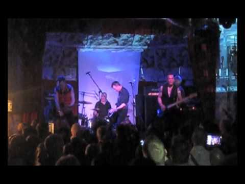 'Into The Graveyard' - Membranes (live at the Dark Matter/Dark Energy album launch)