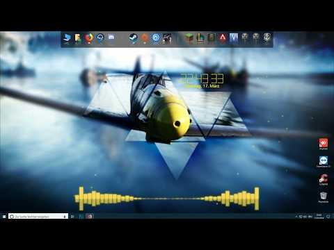 Wallpaper Engine - Battlefield V Theme