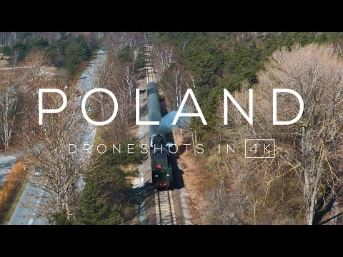 Poland (Gdansk, Gdynia, Sopot, Hel) in 4K | Drone video