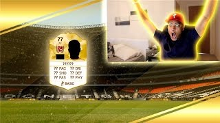 I PACKED A LEGEND YESSSSSSS!! FIFA 16