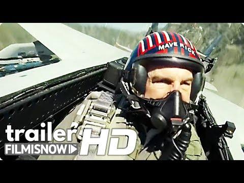 TOP GUN: MAVERICK (2020) The Ghost of Goose haunts in Super Bowl TV Trailer