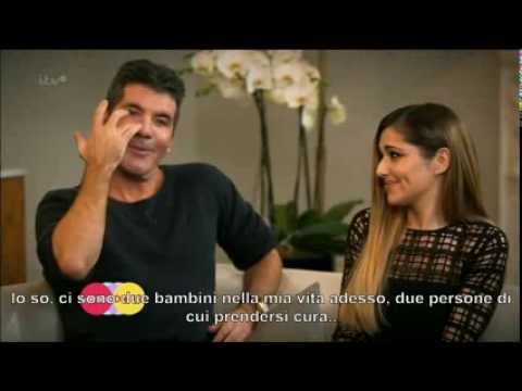 Cheryl Cole e Simon Cowell X Factor 2014 sub ita - YouTube