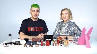Новогодний макияж: мастер-класс от финалиста «Мейкаперов» Геворга