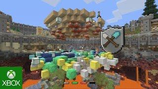 Minecraft Tumble Mini game Trailer