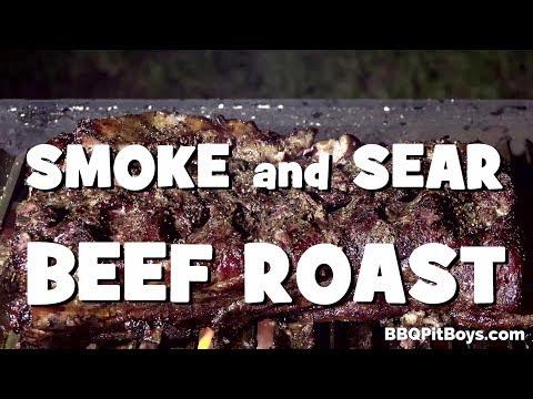 how-to-smoke-a-beef-roast- -recipe