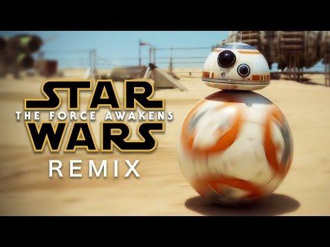 Starkiller Bass | Star Wars: The Force Awakens Remix | Jeesh