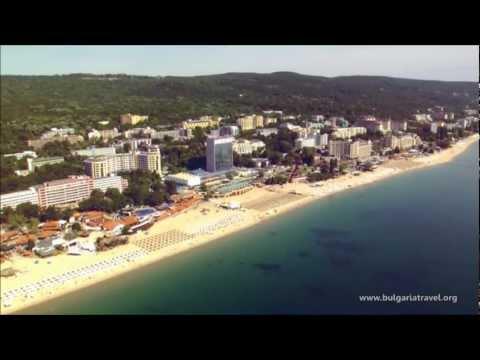 Golden Sands, Varna.