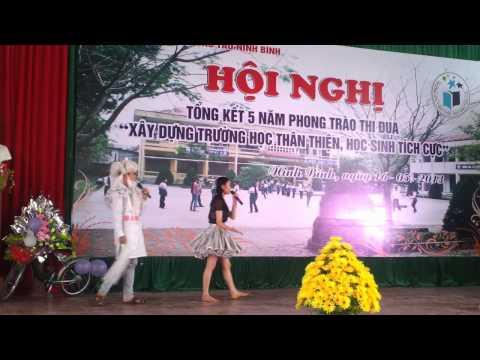 Kịch về bảo vệ môi trường - THPT Nguyễn Huệ [HD 720p]