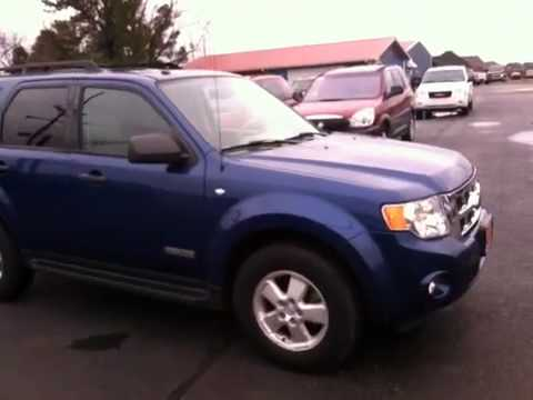 2008 Ford Escape Used Car Manila,AR Towell & Sons Auto Sales