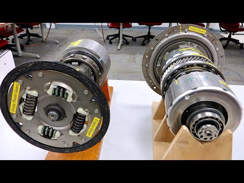 Hybrid Electric Motor Magnetic Field Strength Demonstration