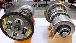 Hybrid Electric Motor Magnetic Field Strength Demonstration