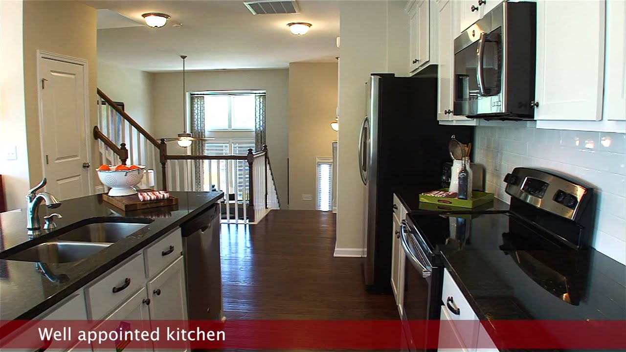 Furniture Village Apex old mill village, bailey model: mungo homes, apex, nc - youtube