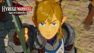The Battle Of Hyrule Field Hyrule Warriors Age Of Calamity Youtube