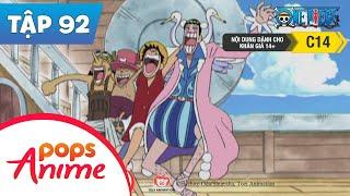 One Piece Tập 92 - Anh Hùng Của Arabasta - Diễn Viên Múa Trên Tàu Của Luffy - Hoạt Hình Tiếng Việt