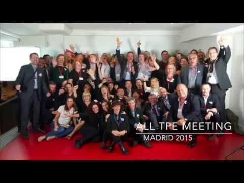 All TPE  Meeting 2015 Madrid.Photos