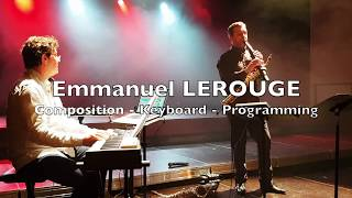 SCOTLAND - Blanzy 23 mars 2019 - Live Performance - Emmanuel LEROUGE - Nicolas PROST