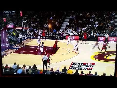 Matt Devlin mocks Jack Armstrong Toronto Raptors vs. Cleveland Cavaliers