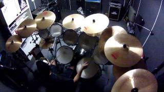 "Rod SOVILLA King Diamond ""The Invisible Guests"" drum cover"