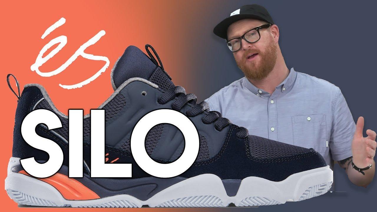 Es Silo Skate Shoes - YouTube