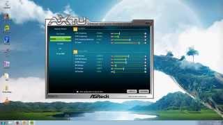 ASRock eXtreme Tuner - Overlocking Tool Test mit AMD FX6300