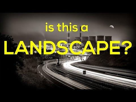 Is this a Landscape Picture? Landscape Photography.
