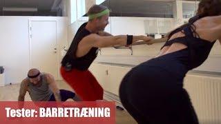 Leggings, Camilla Ottesen & #barretræning // Rune & André