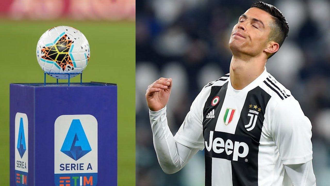 BREAKING: Italian Football League Shut Down! - Serie A Suspended
