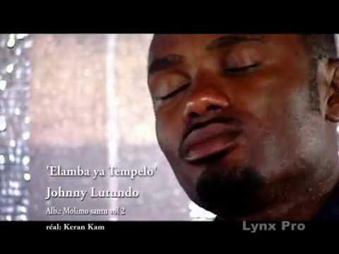 JOHNNY LUTUNDO elamba ya tempelo