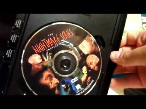 A Nightmare On Elm Street DVD Box Set Review