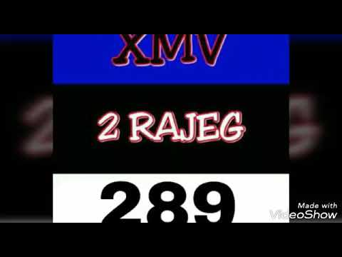 Xmv 02 Rajeg