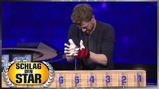 Spiel 1 - Schrauben - Schlag den Star
