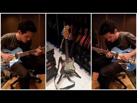 John Mayer  Nothing Compares 2 U  Tribute to Prince  A Snapchat Story