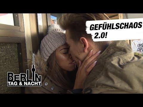 Berlin  Tag & Nacht  Pascal und Kim im LiebesChaos! 1583  RTL II